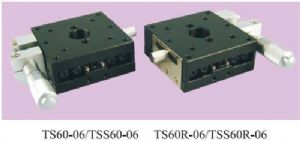 V-Grooved Translation Stage - TSS60(R)-06